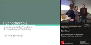 Thumbnail - Hypnotherapeutisches Vorgehen in der Behandlung von Tabakabusus