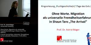 Miniaturansicht - Ohne Worte. Migration als universelle Fremdheitserfahrung in Shaun Tans THE ARRIVAL