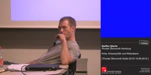 Miniaturansicht - Krise, Krisenpolitik und Widerstand - Diskussion