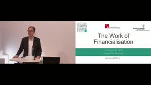 Miniaturansicht - The Work of Financialization