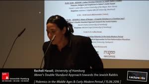 Miniaturansicht - Abner's Double Standard Approach towards the Jewish Rabbis