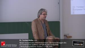 Thumbnail - Neuer europäischer Interventionsmus. Die Auswirkungen des EU-Governance-Systems auf Löhne und Tarifpolitik
