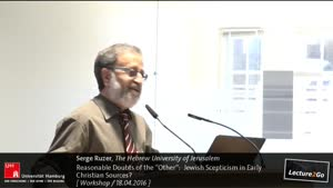 """Miniaturansicht - Reasonable Doubts of the """"Other"""": Jewish Scepticism in Early Christian Sources?"""