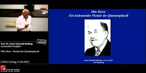 Thumbnail - Otto Stern - Pionier der Quantenphysik