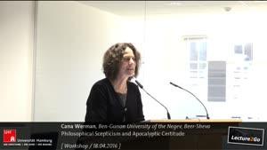 Miniaturansicht - Philosophical Scepticism and Apocalyptic Certitude