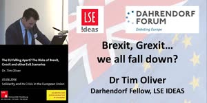 Miniaturansicht - The EU falling Apart? The Risks of Brexit, Grexit and other Exit Scenarios