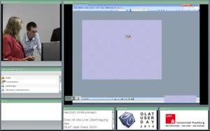 Thumbnail - Einführung der Lernplattform Olat an der Christian-Albrechts-Universität zu Kiel