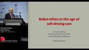 Thumbnail - Day 2 - Robot Ethics in the Era of Self-Driving Automobiles (Keynote)