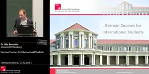 Vorschaubild - German Courses for International Students