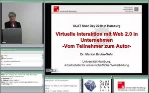 Thumbnail - Virtuelle Interaktion mit Web 2.0 in Unternehmen - Vom Teilnehmer zum Autor