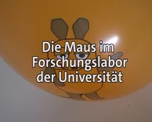 Vorschaubild - Die Maus im Forschungslabor der Universität Hamburg am 3.10.2014