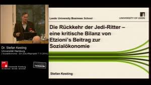 Miniaturansicht - Die Rückkehr der Jedi-Ritter: Eine kritische Bilanz von Etzionis Beitrag