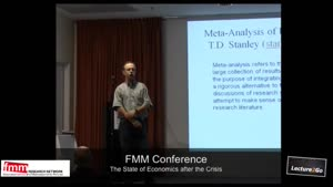 Miniaturansicht - FMM Conference 2012: Theory  competition  and meta-regression analysis