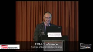 Miniaturansicht - FMM Conference 2012: A post-Keynesian model of demand, distribution, inflation and employment