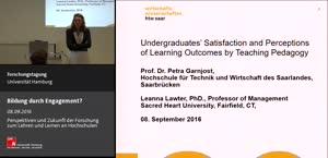 Thumbnail - Bildung durch Engagement? Erforschung von  Lehr - und Lernaktivitäten an der Schnittstel le  zwischen Hochschule und Zivi lgesellschaf