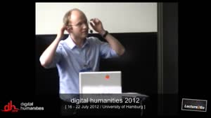 Miniaturansicht - Research infrastructures for Digital Humanities: The local perspective