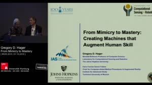 Thumbnail - Day 3 - From Mimicricy to Mastery: Creating Machines That Augment Human Skill (Plenary Session)