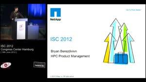Miniaturansicht - Hot Seat Session, Part 1 - 4: NetApp - Bryan Berezdivivn