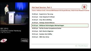 Miniaturansicht - Hot Seat Session, Part 1 - 5: Mellanox Technologies - Michael Kagan