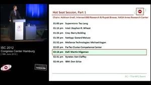Miniaturansicht - Hot Seat Session, Part 1 - 7: Dell - Martin Hilgeman