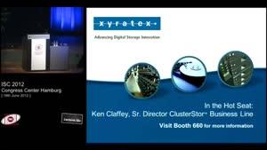 Miniaturansicht - Hot Seat Session, Part 1 - 8: Xyratex - Ken Claffey