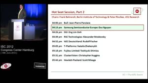 Miniaturansicht - Hot Seat Session, Part 2 - 2: Samsung Semiconductor Europe - Duc Nguyen