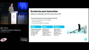 Miniaturansicht - Hot Seat Session, Part 2 - 9: Hewlett-Packard - Scott Misage