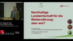 Vorschaubild - 2 - Nachhaltige Landwirtschaft für die Welternährung: aber wie?