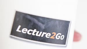 Miniaturansicht - Lecture2Go Open Source Video
