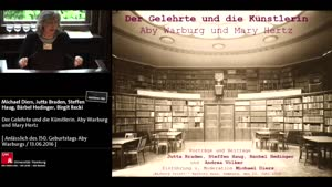 Miniaturansicht - Der Gelehrte und die Künstlerin. Aby Warburg und Mary Hertz