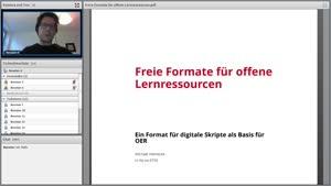 Miniaturansicht - Freie Formate für offene Lernressourcen