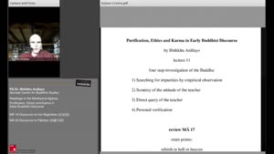 Miniaturansicht - MĀ 19 Discourse on the Nigaṇṭhas (尼乾經); MĀ 20 Discourse to Pāṭaliya (波羅牢經)