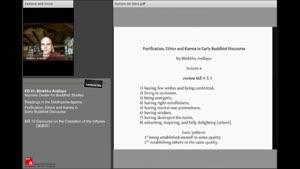 Miniaturansicht - MĀ 10 Discourse on the Cessation of the Influxes (漏盡經)
