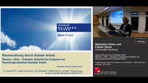 Thumbnail - Raumordnung durch Soziale Arbeit. Räume – Orte – Grenzen: Empirische Analysen zur Raum(re)produktion Sozialer Arbeit