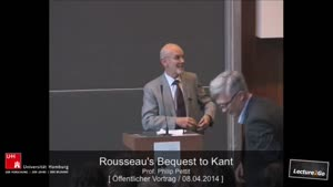 Thumbnail - Rousseau's Bequest to Kant