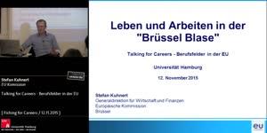 Miniaturansicht - Talking for Careers-Berufsfelder in der EU