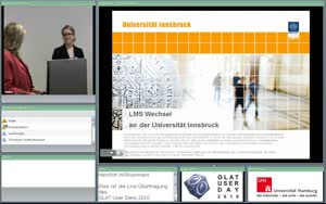 Thumbnail - LMS Wechsel an der Universität Innsbruck - Eine Herausforderung!