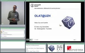 Thumbnail - OLAT@UZH - Status Quo und Ausblick