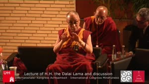 Thumbnail - Lecture of H.H. the Dalai Lama