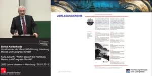 Miniaturansicht - Kurs Zukunft - Wohin steuert die Hamburg Messe und Congress GmbH?