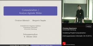 """Miniaturansicht - Vorstellung Projekt """"Computersehen"""""""