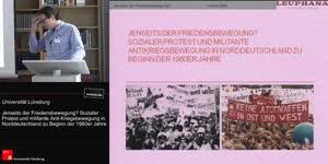 """Miniaturansicht - Jenseits der Friedensbewegung? Sozialer Protest und militante Anti-Kriegsbewegung in Nordeutschland (Sektion """"Sozialer Protest"""" I)"""