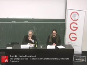 Miniaturansicht - The European Crisis - Paradoxes of Constitutionalizing Democratic Capitalism
