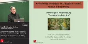 Miniaturansicht - Katholische Theologie an der UHH - Antrittsvorlesung und Eröffnung