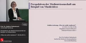 Miniaturansicht - Perspektiven der Medienwissenschaft am Beispiel von Musikvideos als Forschungsgegenstand