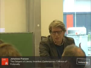 Miniaturansicht - The Dangers of Literary Invention: Contemporary Criticism of Fictionality