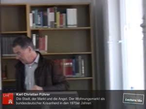 """Miniaturansicht - Die Stadt, der Markt und die Angst. Der Wohnungsmarkt als bundesdeutscher Krisenherd (Sektion """"Zum Spannungsverhältnis von Stadt und Land"""" II)"""