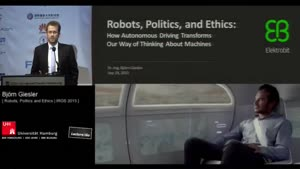 Thumbnail - Day 1 - Robots, Politics, and Ethics: How Autonomous Driving Transforms Our Way of Thinking About Machines