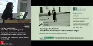 Thumbnail - Psychologie der Weisheit: Definitionen, Messversuche und viele offene Fragen