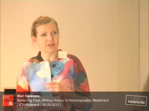 Miniaturansicht - Reflecting Past, Writing History in Historiographic Metafiction